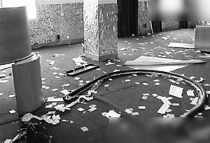 该赌场被捣毁。