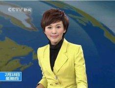 揭央视美女主播欧阳夏丹至今不婚