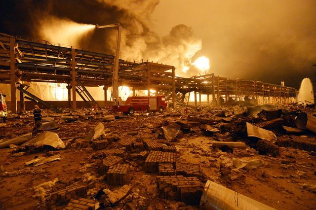 福建漳州PX项目爆燃致多人受伤 事故原因曝光