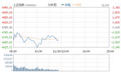 狂跌:沪指大跌逾3%逼近4600点 运输服务板块暴跌