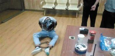 南京车祸肇事男子被刑拘时涉嫌罪名是交通肇事