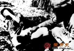 侵华日军回忆当年的暴行 活人当靶子轮奸产妇