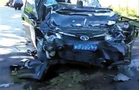 北京密云车祸3死20伤 2名死者是长春毕业大学生