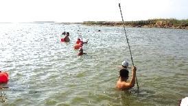 郑州男子横渡黄河浅滩溺水 同伴相救双双身亡