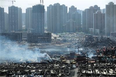 天津港规划突破千米红线 专家称安监难辞其咎