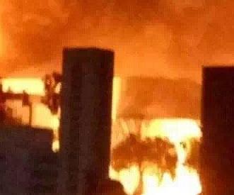 山东淄博化工厂爆炸9人伤 官方称污染物未超标