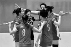 女排世界杯中国女排两连胜