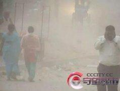 印度遭遇超强沙尘暴侵袭 造成116人死亡250多人