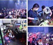 深圳400名警察突袭知名夜店 抓获涉毒人员25名